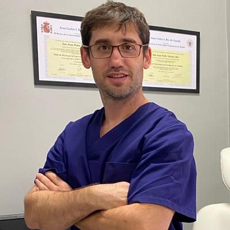 Dr. Juan Pedro Sánchez-Ríos